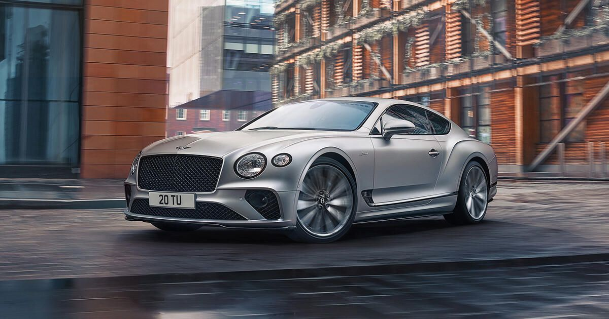 """<span class=""""title"""">Bentley Continental GT Speed 2022</span>"""